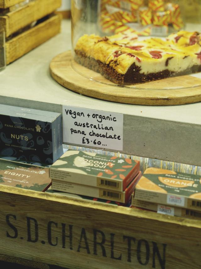 Pana Chocolate at The Milkman