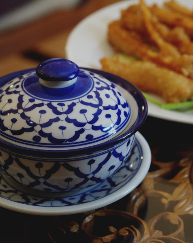 Rice bowl at Phuket Pavilion, Edinburgh