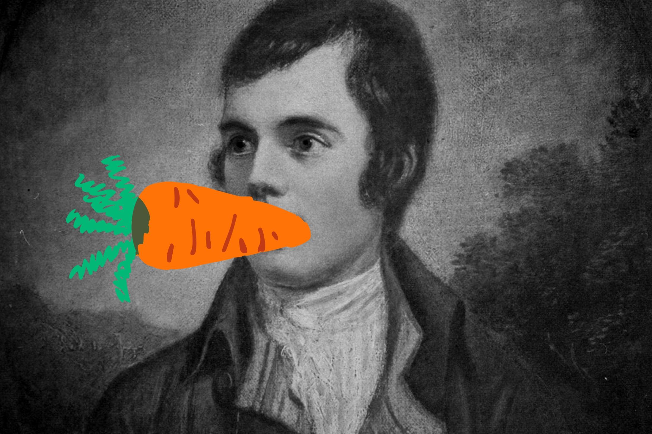 Vegan Burns Night Edinburgh