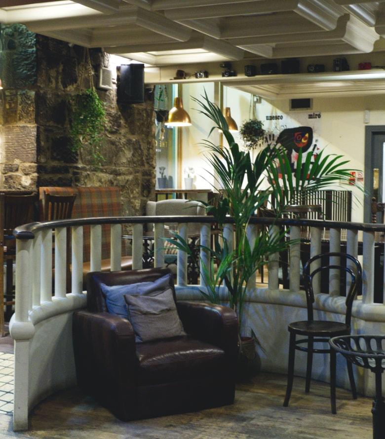 Inside No.1 The Grange, Edinburgh