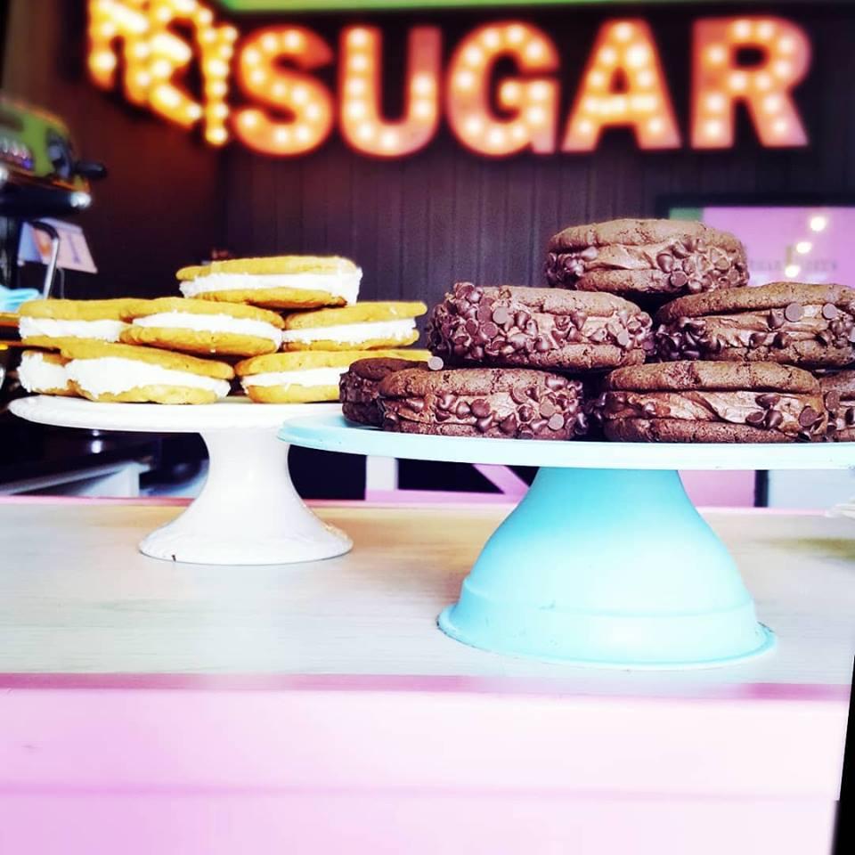 Sugar Daddy's Vegan Cake