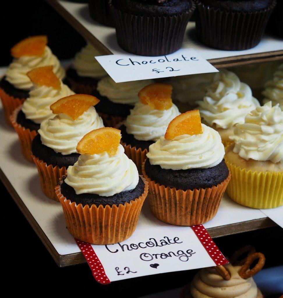 Vegan chocolate orange cupcakes by Missys Vegan Cupcakes