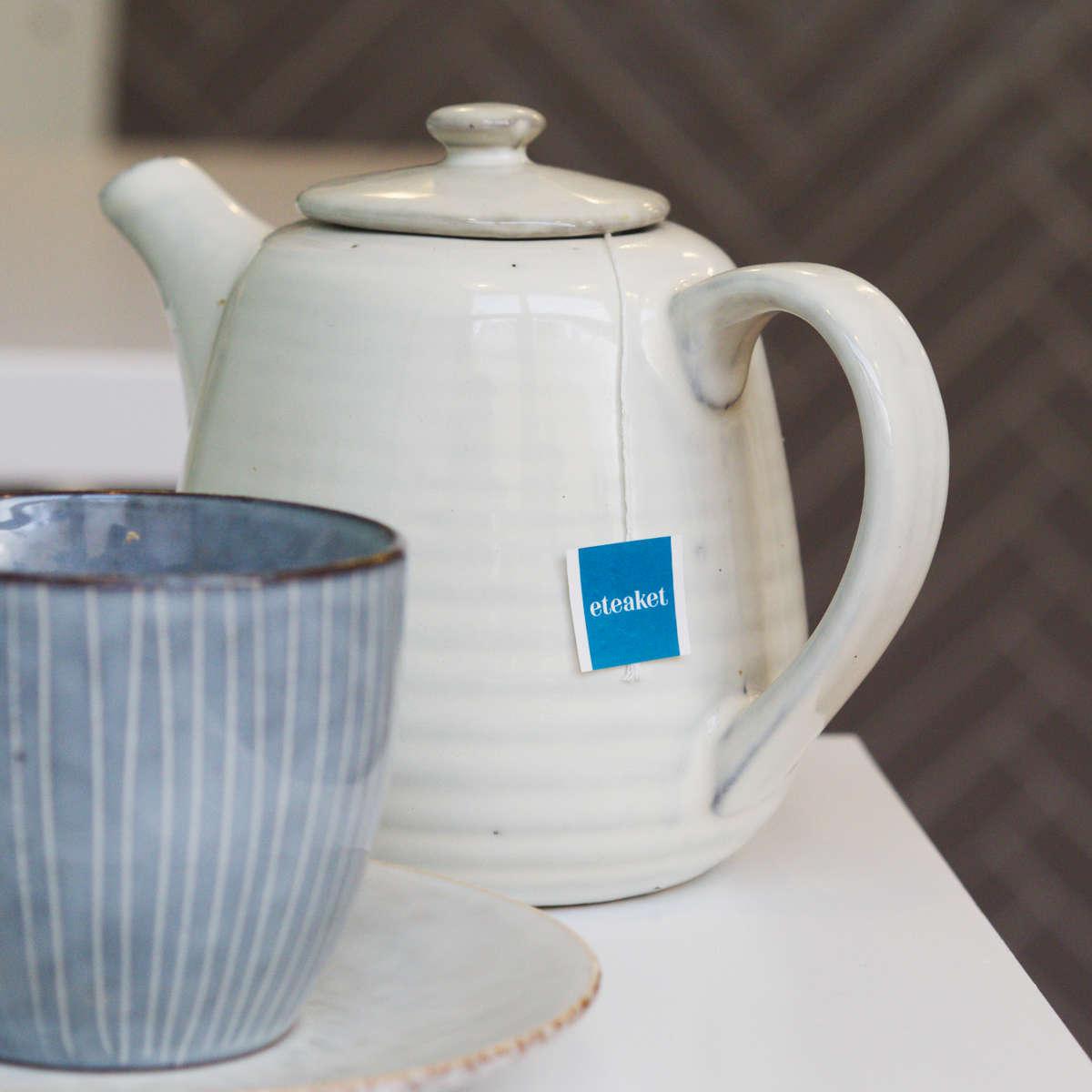Teapot at Brochan, Edinburgh