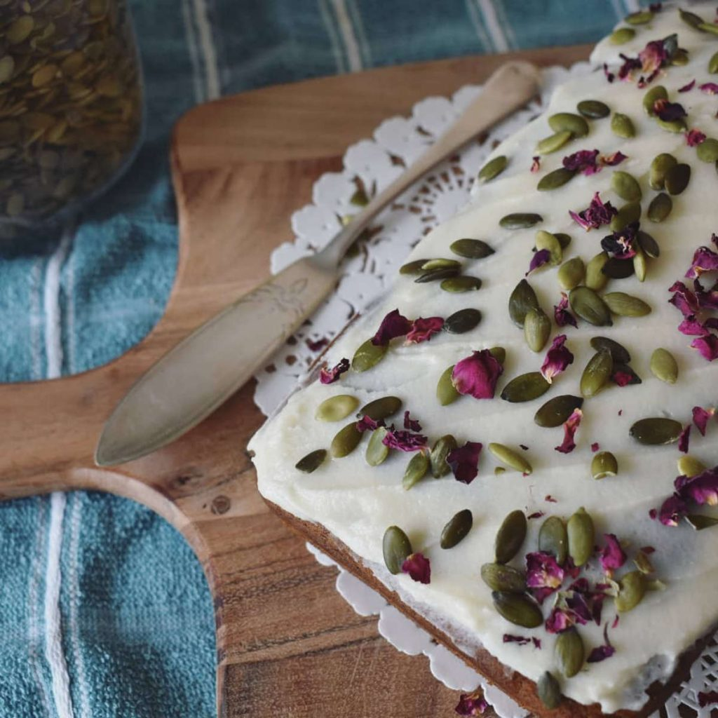 Cake by Plant Patisserie, Edinburgh