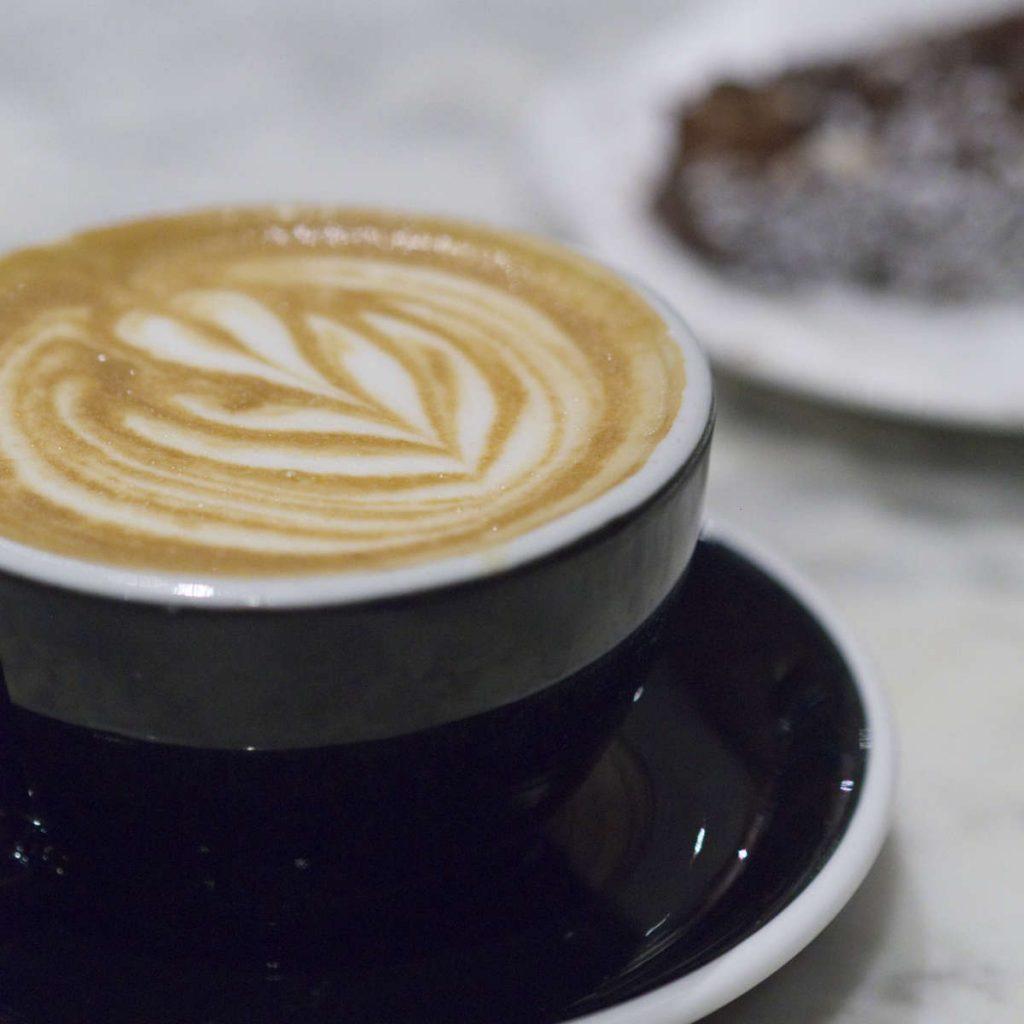 Coffee at Burr & Co, Edinburgh
