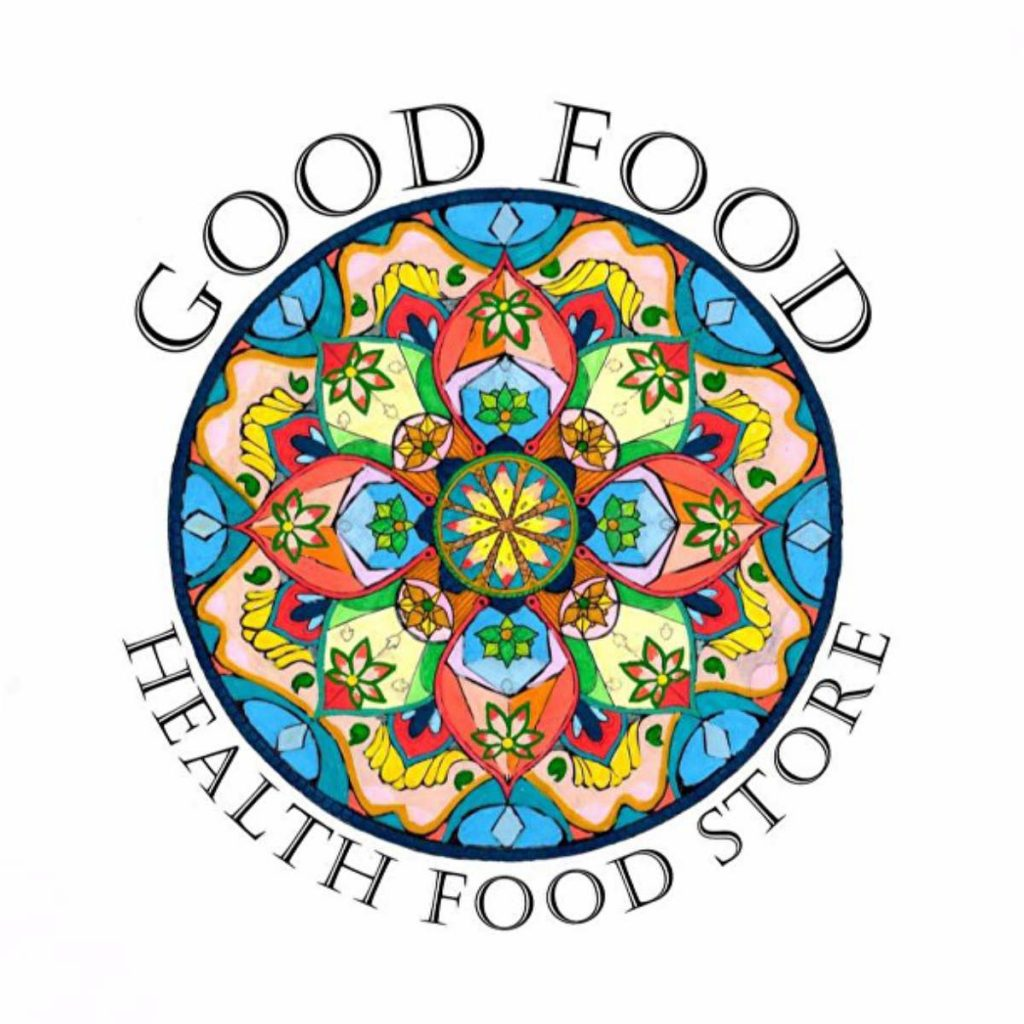 Good Food Health Food Store Logo