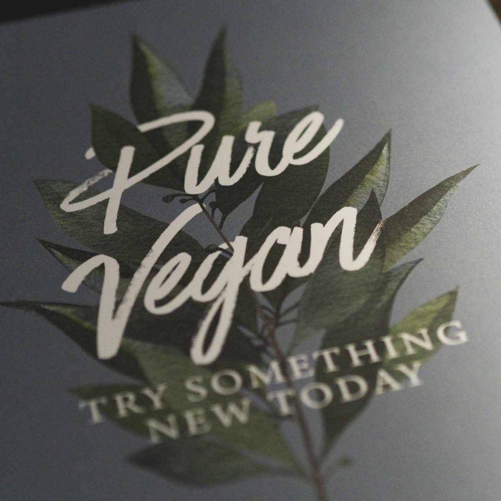 Vegan menu at Sheeps Heid Inn, Edinburgh