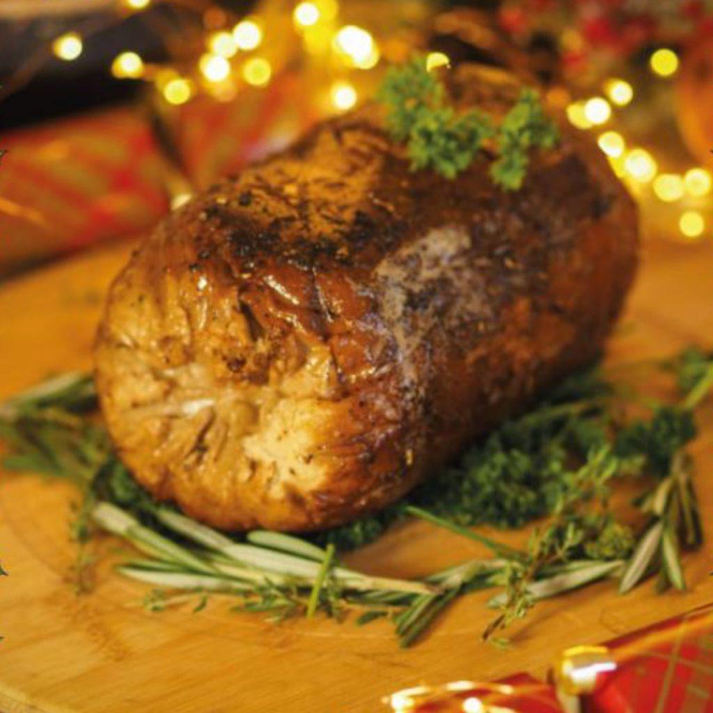 Turky roast by Faceplant Foods, Edinburgh